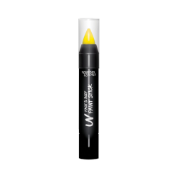 Crayon maquillage uv jaune