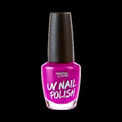 Vernis à ongle UV violet