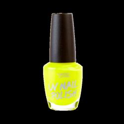 Vernis à ongle UV jaune