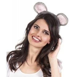 Serre tête oreilles de souris adulte