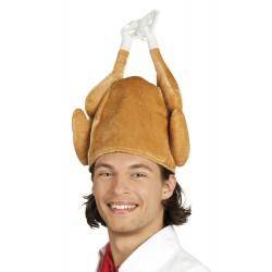 Chapeau poulet rôti adulte