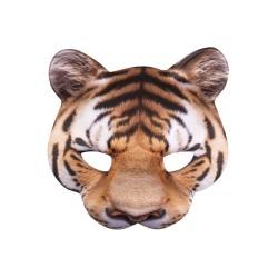 Masque tigre adulte