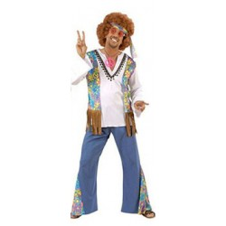 Location costume Hippie Woodstock adulte