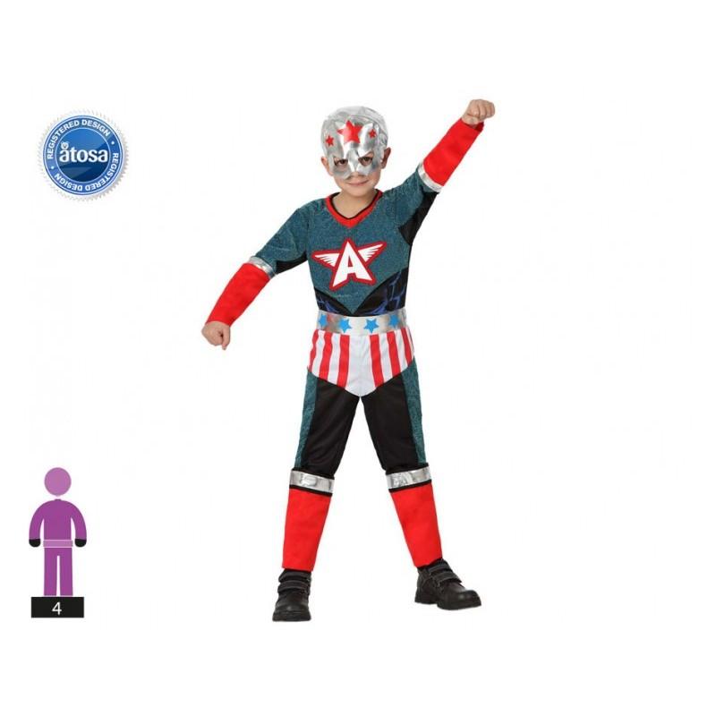 Avengers Costume Hero Costume Super Hero Super Enfant 9EIWD2H