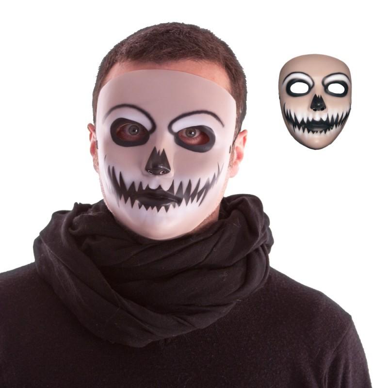 Masque Halloween Sourire Denfer