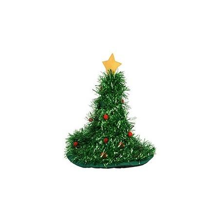Chapeau Sapin de Noël adulte