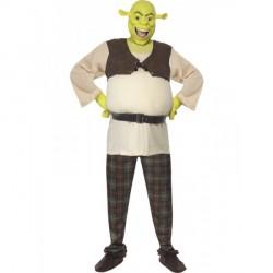 Costume Location Shrek