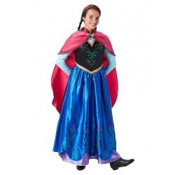 Costume Location Anna Reine des Neiges