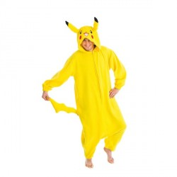Costume Location Pikachu