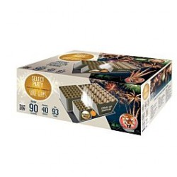 Feux d'artifice Compact Pyramatic 137 tirs