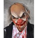 Masque Clown Halloween réaliste adulte