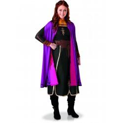 Costume Location Anna Reine des Neiges 2