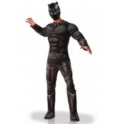 Costume Location Black Panthère