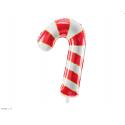 "Ballon aluminium Sucre d'Orge 32"""