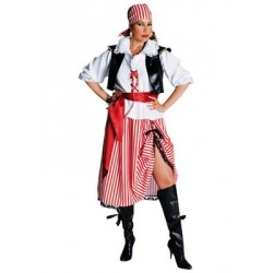 Location costume Pirate Mary Anne