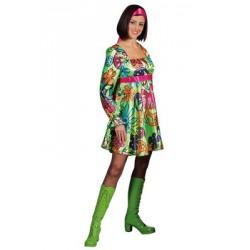 Location costume Hippie Precilia adulte