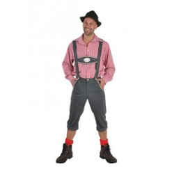 Location costume Tyrolien adulte