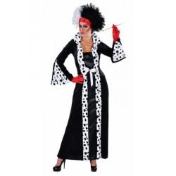Location costume Cruella adulte
