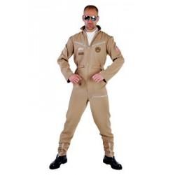 Location costume Aviateur adulte