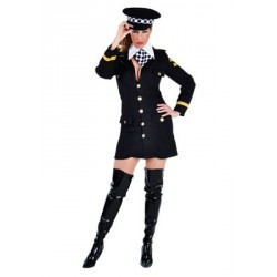 Costume location Policière adulte