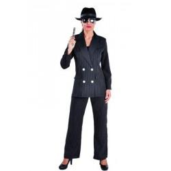 Location costume gangster femme