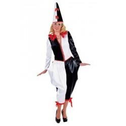 Location costume Pierrot Femme