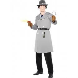 Location costume Inspecteur Gadget adulte