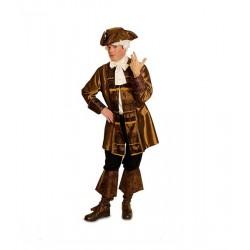 Location costume Marquis Sir Florentin adulte