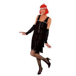 Location costume Charleston Franges
