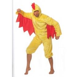 Location costume Coq adulte