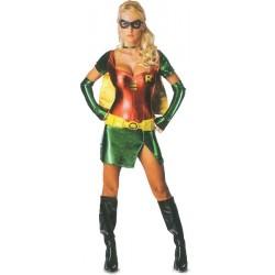 Location costume Robin Girl adulte