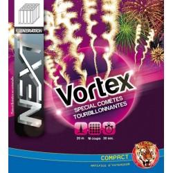 Feu d'artifice Compact Vortex