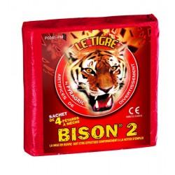 Pétards Bison 2 x4