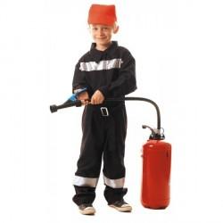 Costume Pompier Français Enfant