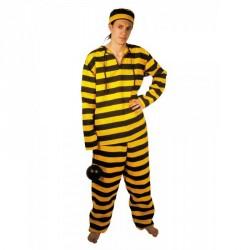 Costume Prisonnier Western