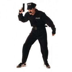 Costume Policier Français