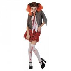 Costume Etudiante Zombie