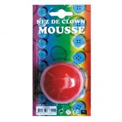 Nez de Clown Mousse