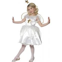 Costume Ange Star Blanc