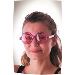 Lunettes Love & Strass
