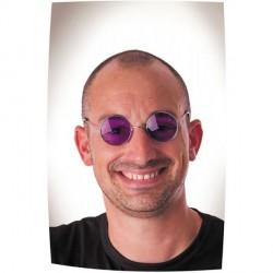 Lunettes Hippie Petit Modèle Violettes