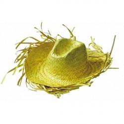 Chapeau Cowboy Caraïbes Jaune