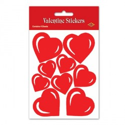 Stickers Coeurs