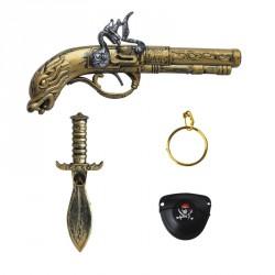 Set Pirate 4 accessoires