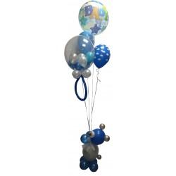 Grappe ballon baby shower