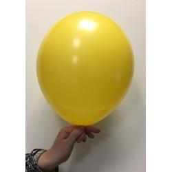 Ballon latex bouton d'or standard x100 ø30