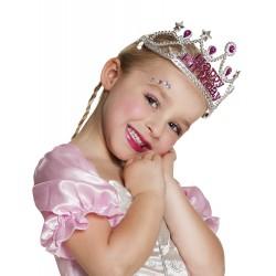 Diadème Princesse enfant Happy Brithday