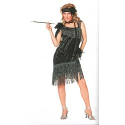 Location costume Charleston Céline adulte