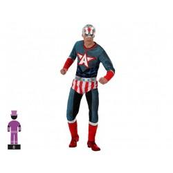 Costume Super Hero Avengers adulte