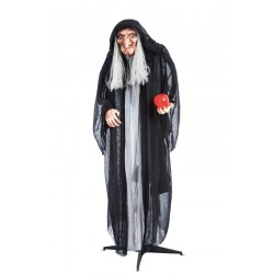 Sorcière pomme empoisonnée